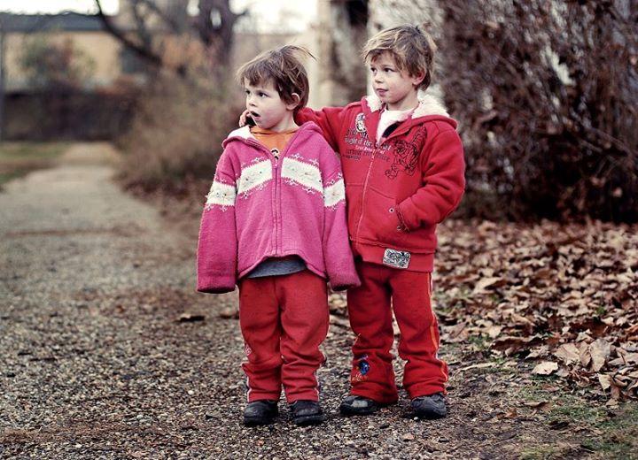 lucka a sestrička